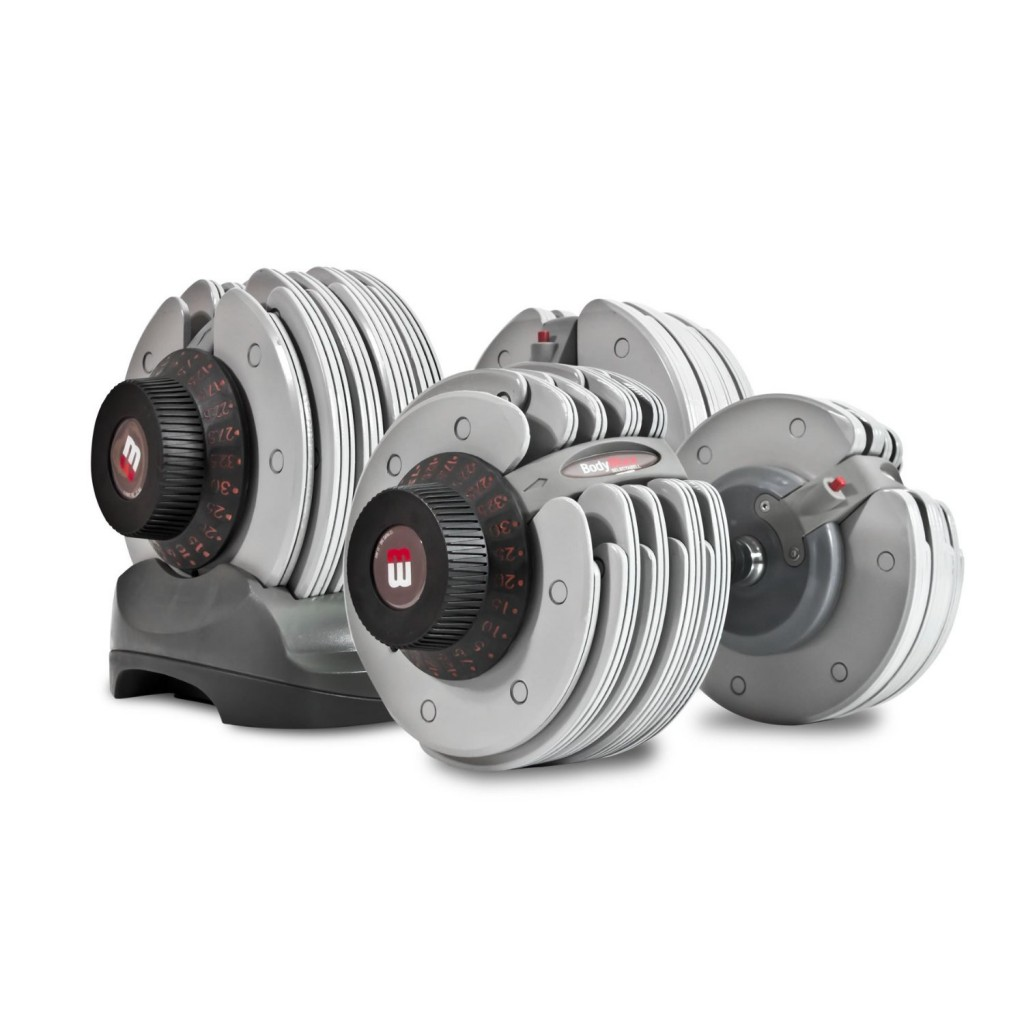 Bodymax Selectabell Adjustable Dumbbell Pair